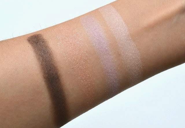 The Body Shop Enchanting Eye Palette 02 Dolly Pastels Review Swatches