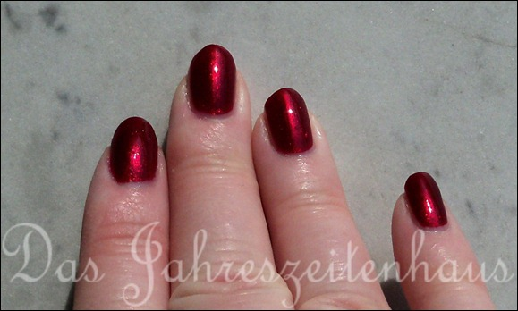 Kleancolor - 76 - Jewelry Red c