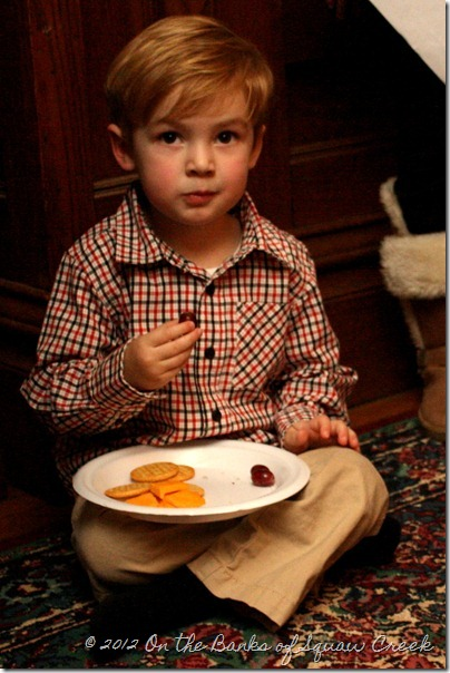 Feed Your Kids Something Healthy at Holiday Gathering