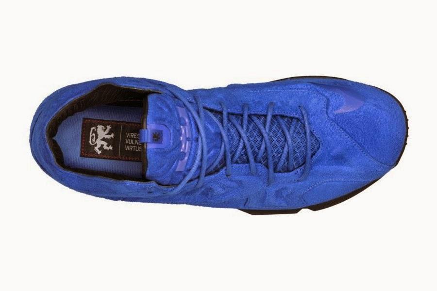 8d5af6c27f6 ... Release Reminder Nike LeBron XI EXT Suede QS