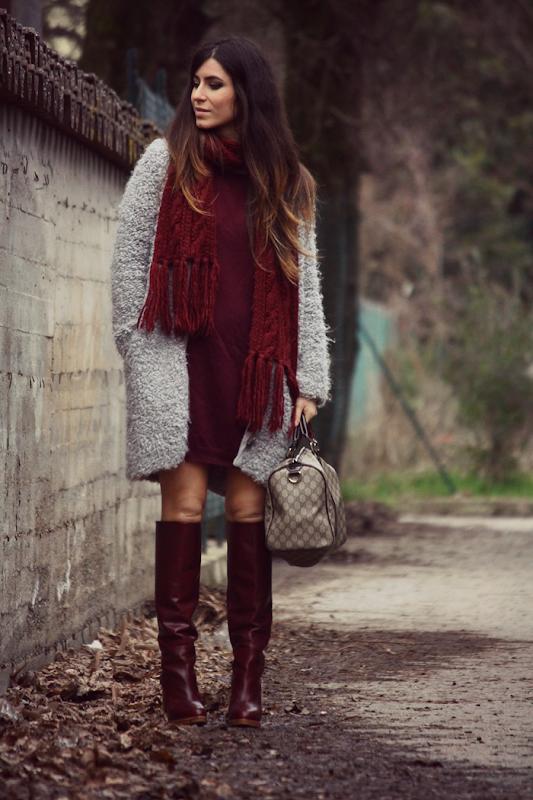 Quali Scarpe Abbinare A Un Vestito Bordeaux Semplicemente