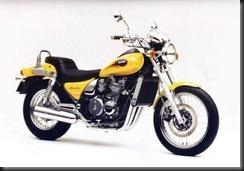 Kawasaki ZL600 95