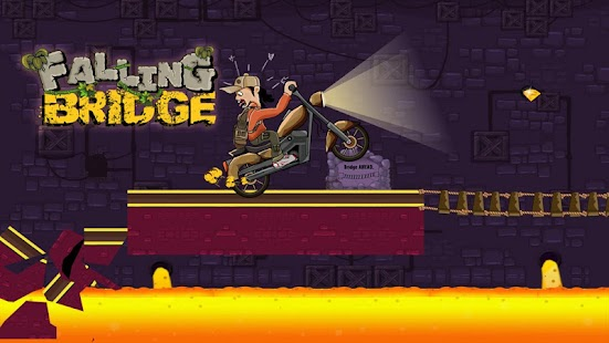 Falling Bridge- screenshot thumbnail