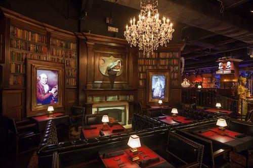 Alizul 15 Amazingly Bizarre Themed Restaurants
