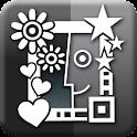 Polaroid PoGo App logo