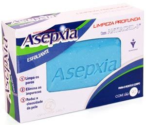 sabonete para pele oleosa asepxia