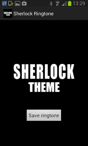 Sherlock Ringtone