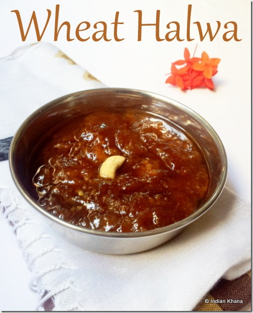 Tirunelveli Halwa Wheat Halwa Recipe1