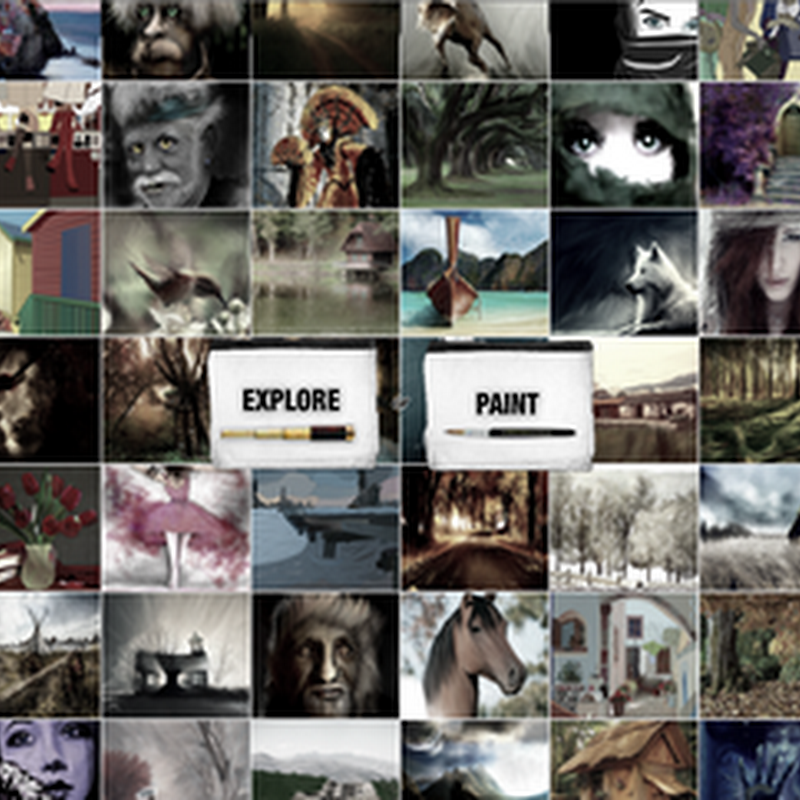 Interview with Psykopaint – Cool Online Painting App