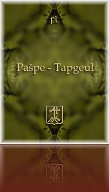 Paspe-Tapgeul Cover