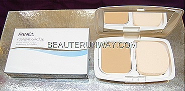 FANCL 2 WAY POWDER FOUNDATION SPF 16 PA   n Light ocher