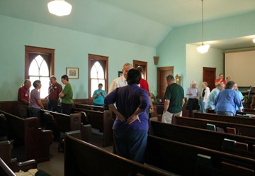 Fellowship at Great Plains Yearly Meeting 2011