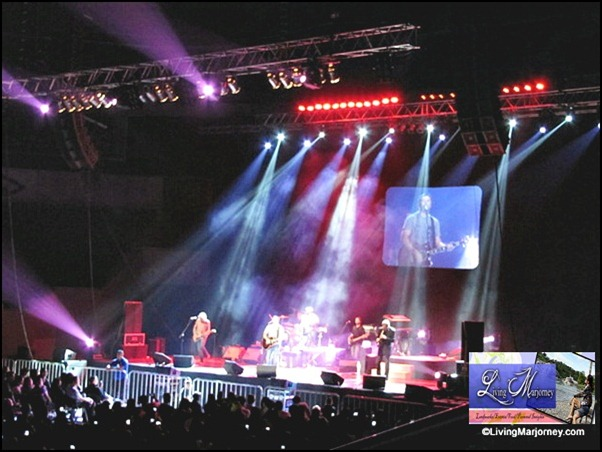 Back2Back Concert at the Mall of Asia ARENA: Taylor Dayne & Edwin McCain