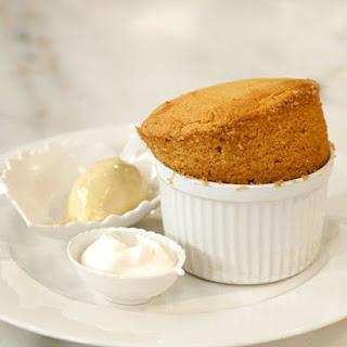 Caramel Souffle.