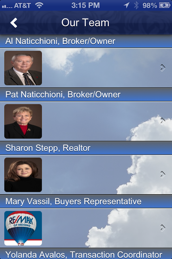 Redding-RealEstate REMAX- screenshot