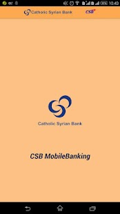 CSB Mobile- screenshot thumbnail