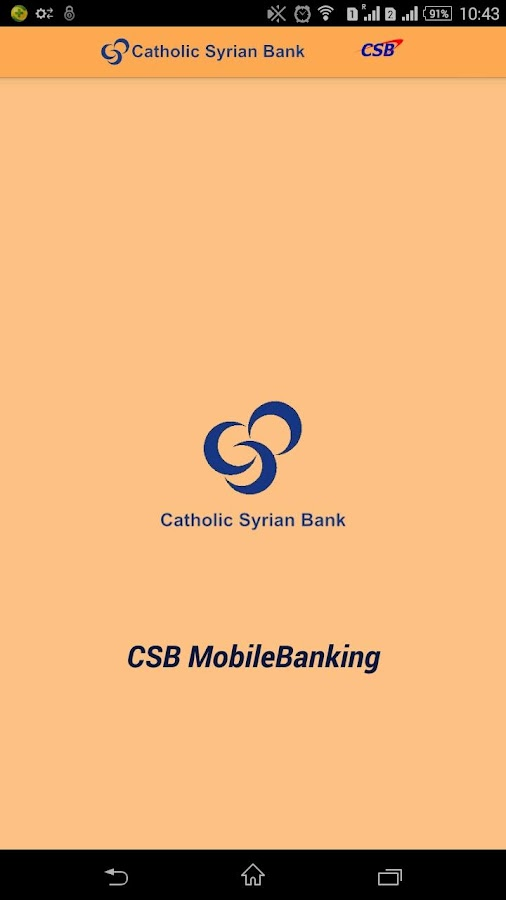 CSB Mobile- screenshot