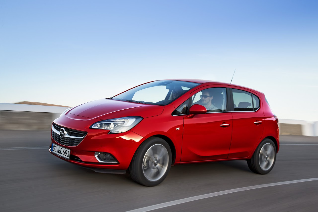 2015 Opel Corsa Officially Unveiled Turkeycarblog