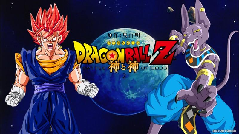 Dragon Ball Z - Pelicula 2015