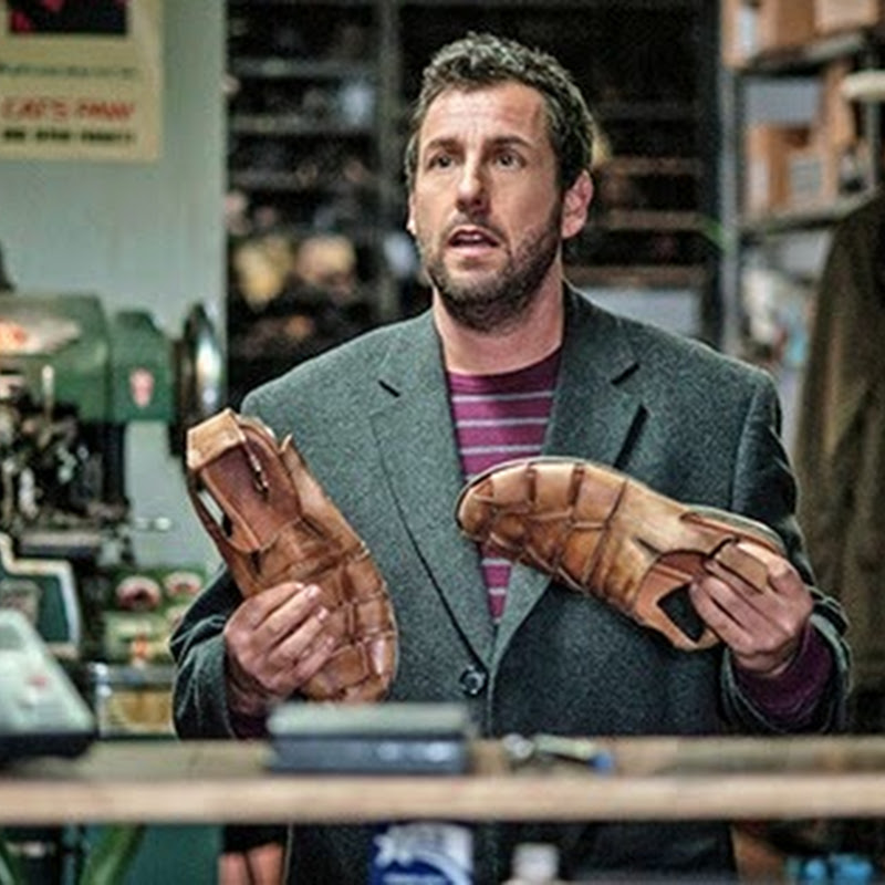 "Adam Sandler and Dustin Hoffman Team in Comedy-Drama ""The Cobbler"""