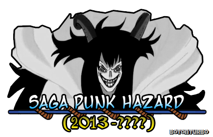 One Piece - Saga Punk Hazard