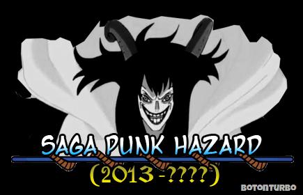 One Piece - Saga Punk Hazard