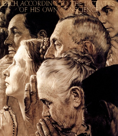 illustration_rockwell_freedom_of_religion