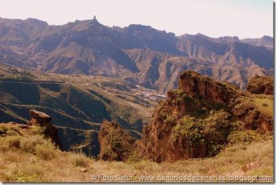 7020 Cruz Tejeda-Artenara-Guardaya(Riscos de Chapin)