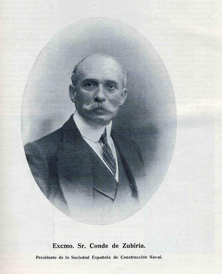 El conde de Zubiria. De la revista VIDA MARITIMA, Año 1.912.jpg