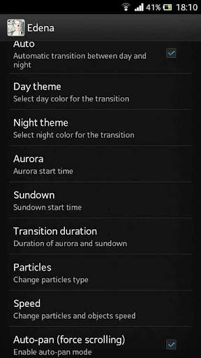 玩個人化App|Edena spring LWP免費|APP試玩