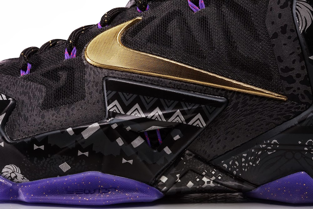 official photos bc602 bfa57 ... Nike Unveils 2014 Black History Month Collection Including LeBron 11 ...