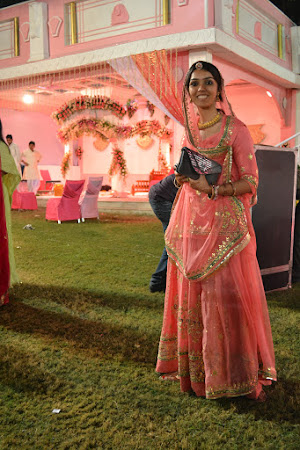 Nunta India: Komal - sora mirelui