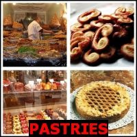 PASTRIES- Whats The Word Answers