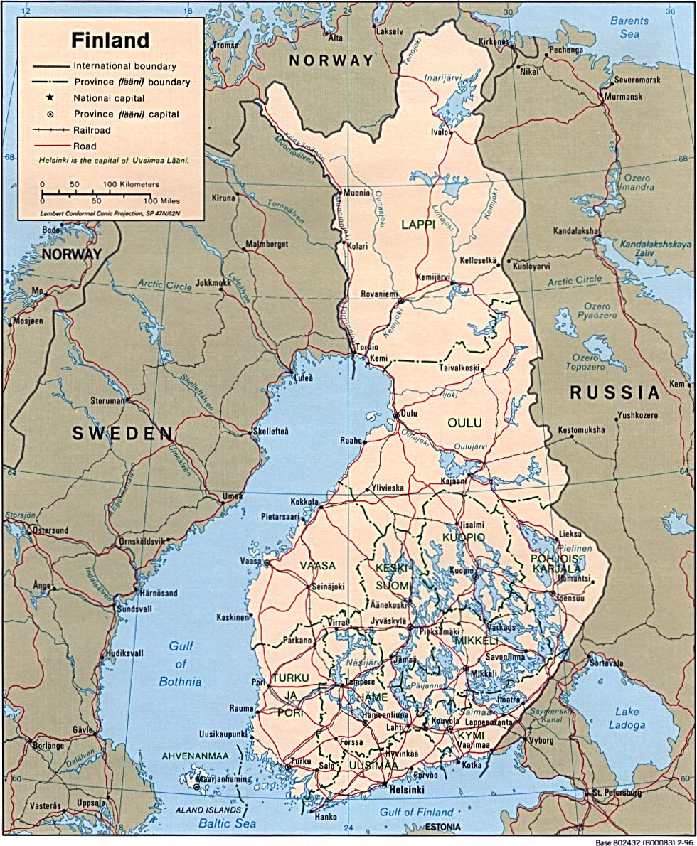 Finland Quotes Links