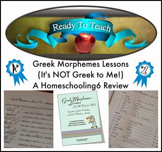 Greek Morphemes Lessons