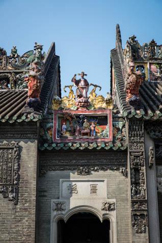 Jiangnan Wedding Street Bargain Hunting In China