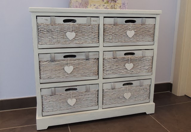 La mia craft room mobile shabby chic - Mobel shabby chic ...