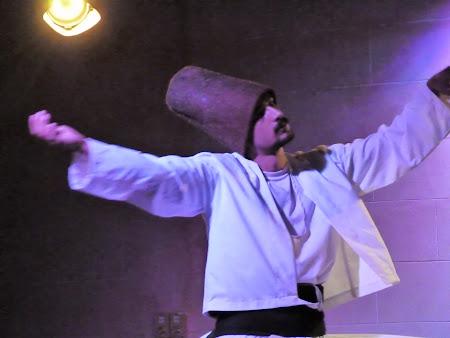 Sufi dancing Nicosia