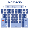 Facedroid Go Keyboard logo