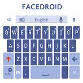 Facedroid Go Keyboard