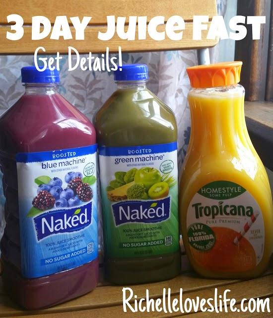 Juice Diets: 3 Day Juice Diet Results