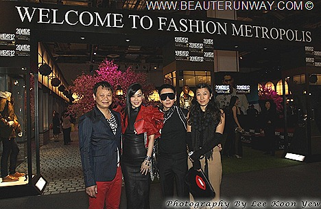 MENS FASHION WEEK 2012 MCM Bodybound Alexis Mabille Casely Hayford Matthew Miller Richard Chai Spencer Hart SINGAPORE MBS