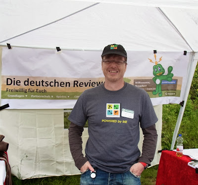 Uwe alias Tupperman, Geocacher & Reviewer