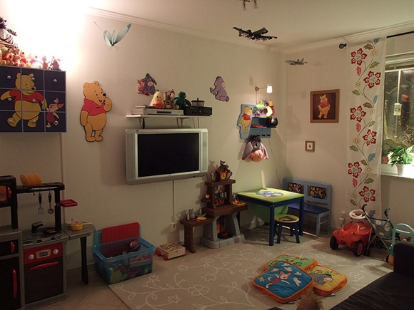children-tv-room