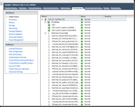 VMWare: PCI Capture Pass Through with Dell Optiplex 755 | Fdo's