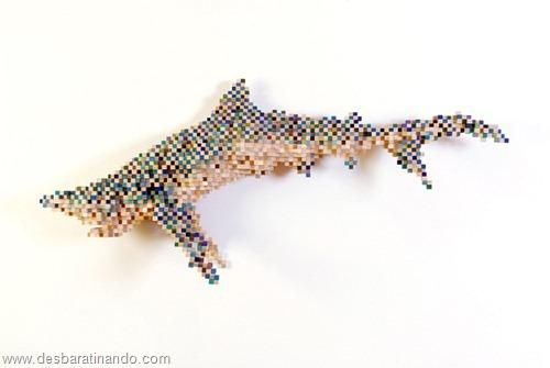 pixel arte 3D desbaratinando  (28)