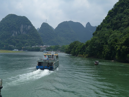 Excursie in China: ne apropiem de Yangshou