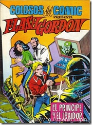 P00005 - Flash Gordon #5