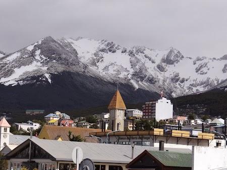 Orasul Ushuaia, orasul de la capatul lumii
