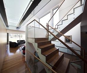 Diseño interior escaleras